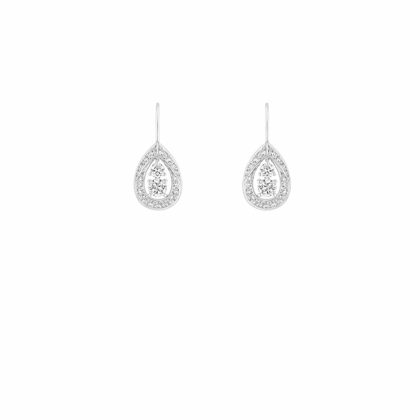 "Joséphine ""Rondes de nuit"" earrings - White Gold - Chaumet"