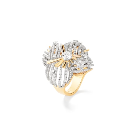 Nuages d'Or ring - White Gold - Chaumet