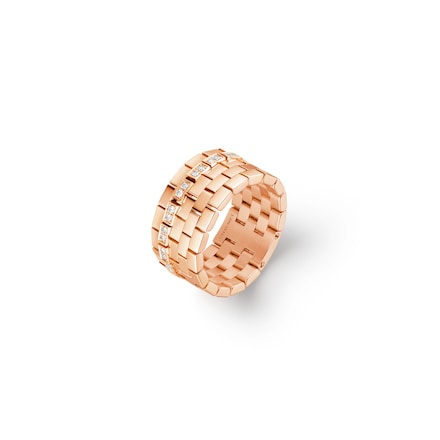 Boléro ring - Pink Gold - Chaumet