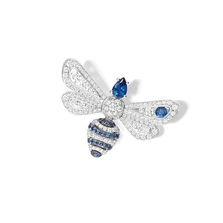 Broche Abeille - Or blanc - Chaumet