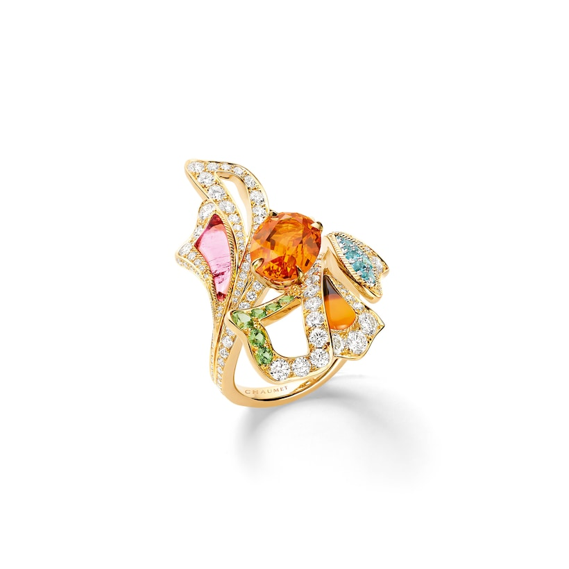 Éclosion de Chaumet ring - Yellow Gold - Chaumet