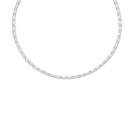 Collier Bee My Love - Or blanc - Chaumet
